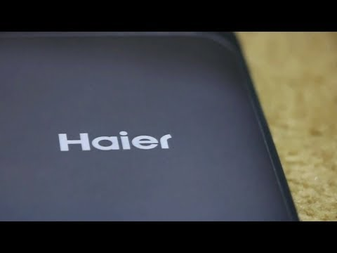 Haier Y11B (PM laptop scheme) Disassembly and Replacing Broken Hinge