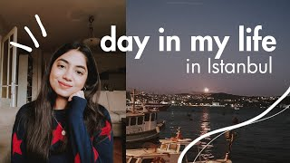 A Day In My Life In Istanbul | International Student In Turkey | Aroof Noor