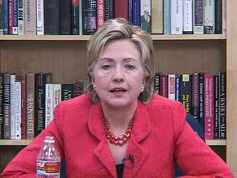 Hillary Clinton in 2007 video: Universal Healthcare is a must!