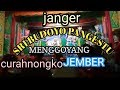 Goyangane Janger Berdendang,SRI BUDOYO PANGESTU Dari Banyuwangi,live Di Desa Curahnongko Jember