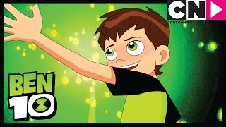Ben 10 LA | La Suciedad | Cartoon Network
