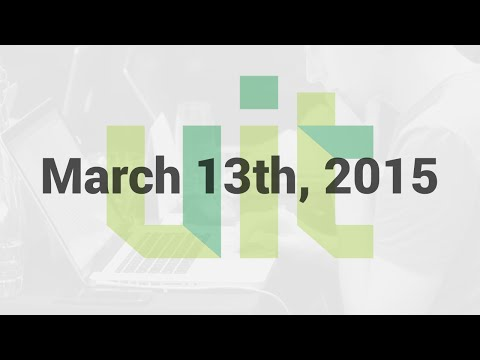 UIT Startup Immersion - Presentations - March 13th, 2015