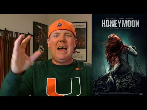 HONEYMOON HORROR MOVIE REVIEW