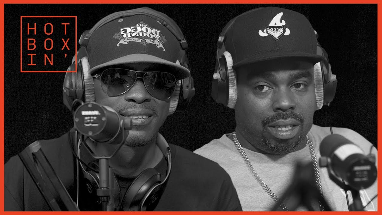 Kurupt and Daz Dillinger   Hotboxin' with Mike Tyson