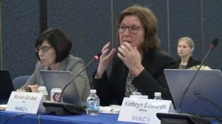 NVAC Meeting Day 2, Part 2 – Vaccines in the 21st Century Cures Act
