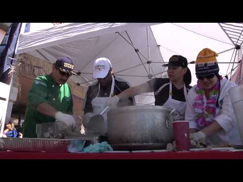 UCSC 170B Documentary Project 2012 Clam Chowder Cook Off
