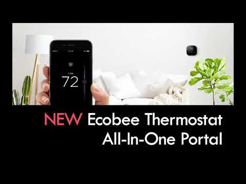 Ecobee's New Portal to Streamline All Thermostats [Airbnb Entrepreneur Podcast Episode #35]