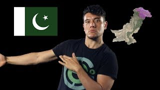 Geography Now! Pakistan