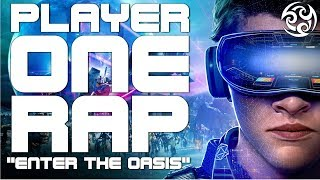 "♫ PLAYER ONE RAP [PL] - ""Enter The Oasis"" 