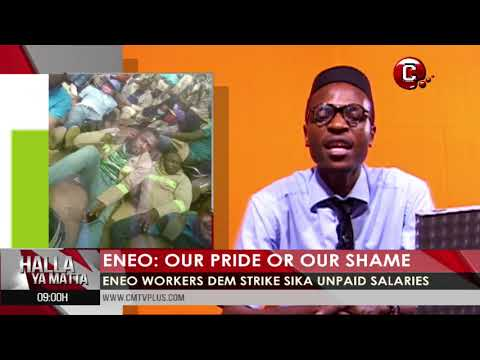 Eneo workers are on strike for unpaid salaries | Reactions to Cardinal Tumi Saga