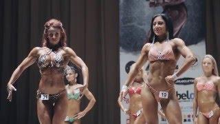 Чемпионат Украины UBPF 2015: СПОРТМОДЕЛЬ женщины до 165 см