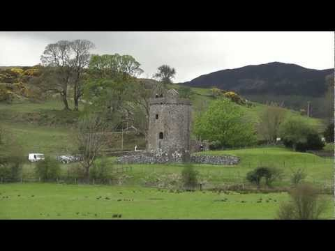 Orchardton Tower, Dumfries and Galloway 2012