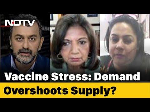 Reality Check | From Maharashtra To Andhra, Vaccine Shortage?