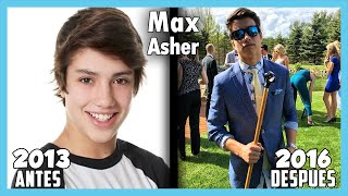 Max & Shred | Antes y Después | Before And After | 2016