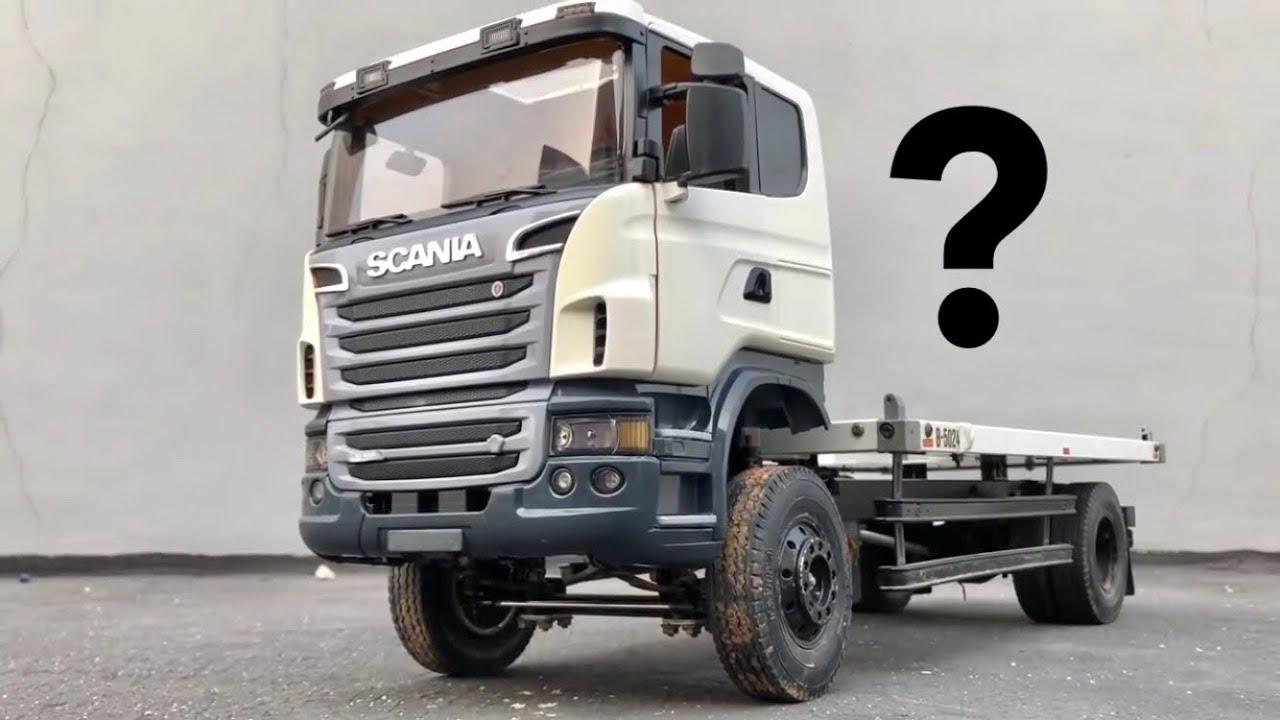 Berapa KG truk ini bisa angkut?