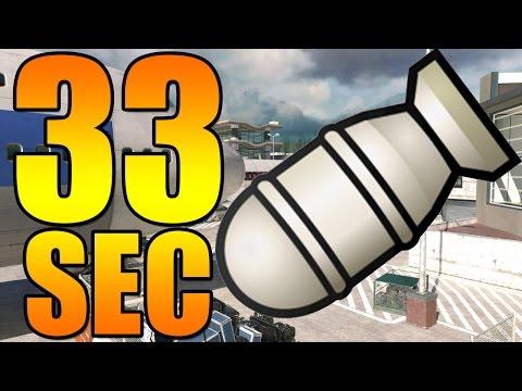 MW3 MOABs EXPRESS en 33 et 59 secondes! (Clip du Jour)