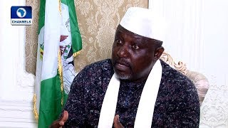 I Want To Become The President Of Nigeria - Okorocha |Question Time|