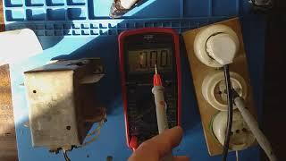Интересный ремонт мультиметра два раза на одни и те же грабли