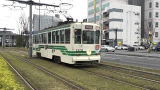 熊本市電(熊本市交通局)の1200形