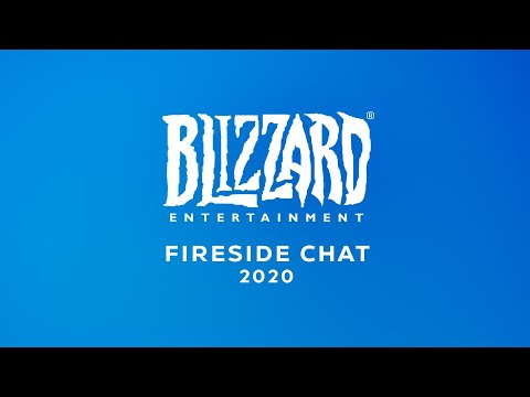2020 Blizzard Fireside Chat