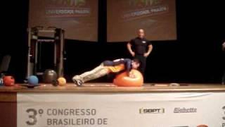 treinamento funcional c / Fernando Maradona & Juan Carlos Santana