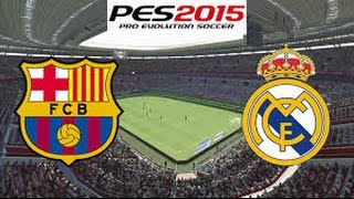BARCELONA VS REAL MADRID 2-MATCHES