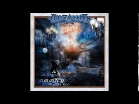 Insania - Agony Gift Of Life [Full Album]