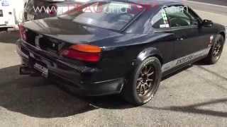 900hp Nissan Silvia S15 9000rpm