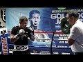 Gennady Golovkin Open Workout | Training