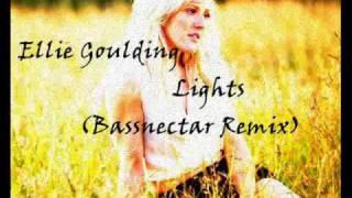 Ellie Goulding - Lights (Bassnectar dubstep remix)