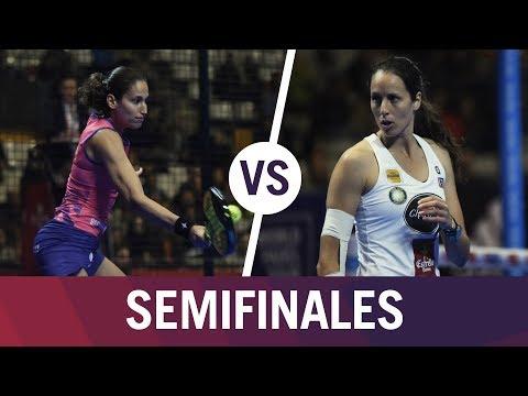 Resumen Semifinal Femenina Mapi/Majo VS Gemma/Lucía | Estrella Damm Catalunya Master