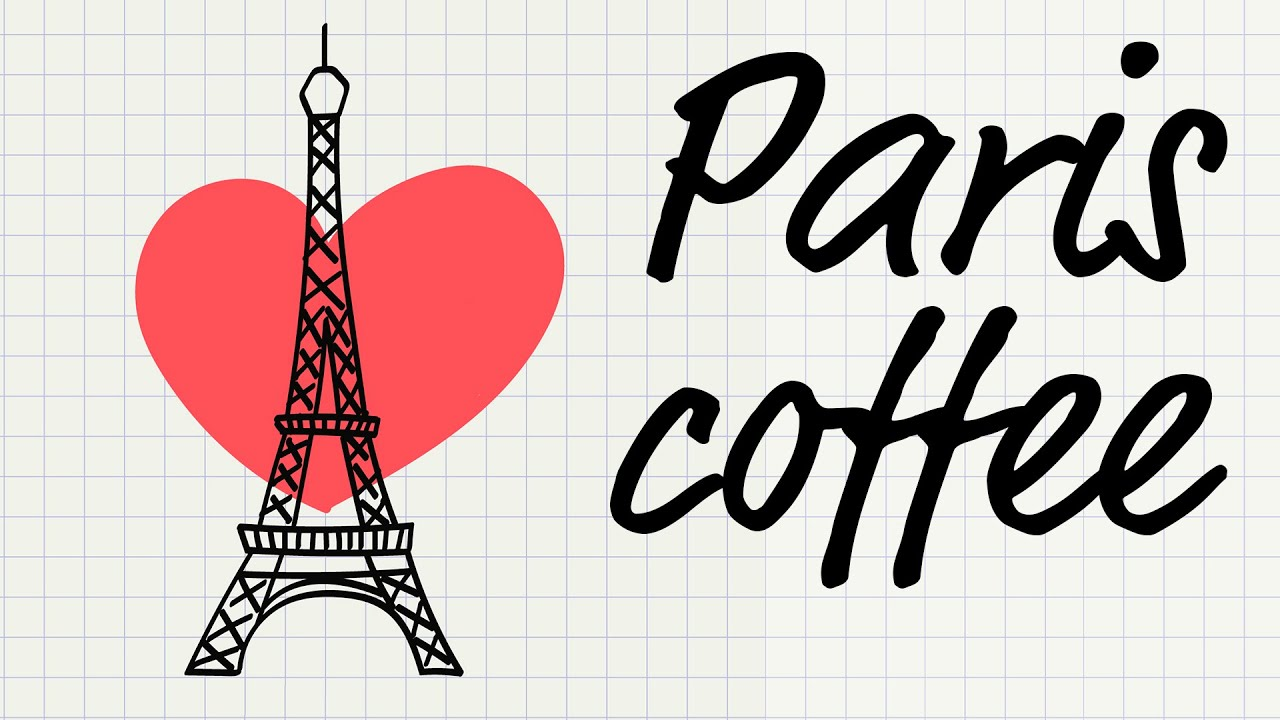 Paris Coffee Jazz - Romantic Jazz Piano: Relaxing Instrumental Cafe Music