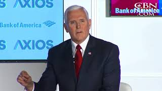 Mike Pence hits back at Joy Behar and slams ABC's 'The View'