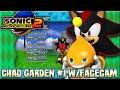 Sonic Adventure 2 HD - Chao Garden #1 w/Facecam & TailsChannel!