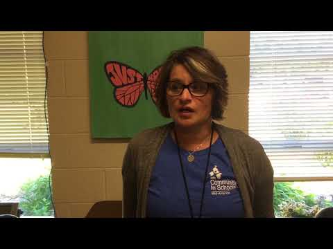Communities in Schools Member Minute