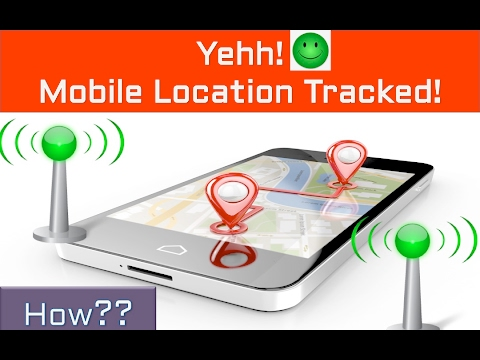 how to trace mobile number current location on google map
