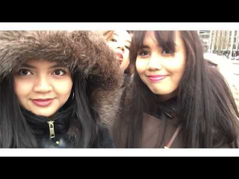 Switzerland Winter Vlog 2016 // Day 1 + 2