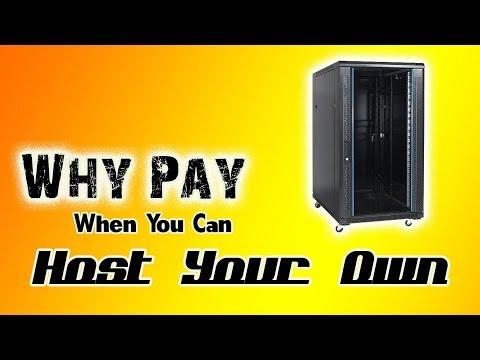 Host Your Own WebSites - Installing WIndows Server 2019 - Log #5