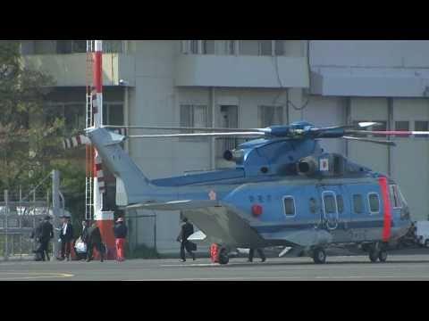 SPテーマと警視庁航空隊ヘリコプター(曲:菅野祐悟)