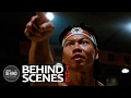 Jean Claude Van Damme vs Bolo Yeung (Behind The Scenes)