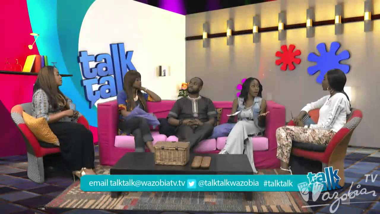 Download TALK TALK - Why Men Dey Pay For Touchlighting | Wazobia TV