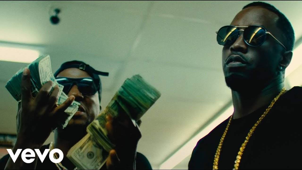 Bottles Up ft Puff Daddy