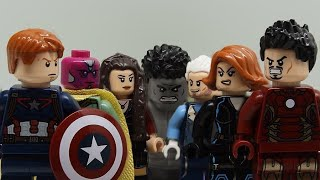 Lego Avengers: The Beginning