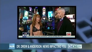 Anderson Cooper, Kathy Griffin sexted me