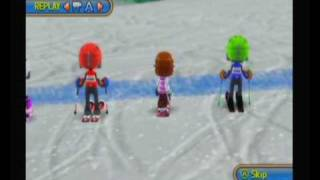 Family Ski & Snowboard - Race 01