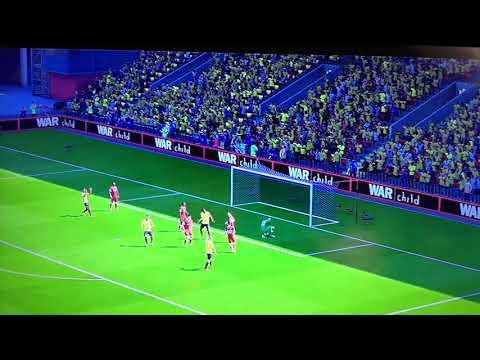 [FIFA 18 Carrier Mode ] Premier League ~ Watford 0-2 Liverpool Match Highlights