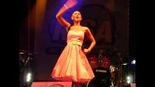 Vanessa Neigert Live 14.09. 2012 in Oelsnitz