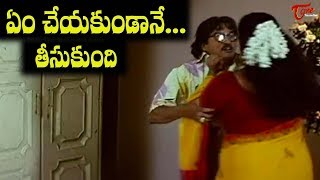 Rape Scene Between Rajendra Prasad - Shakeela
