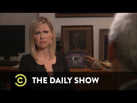 Serial Killer Tourism in Nebraska: The Daily Show