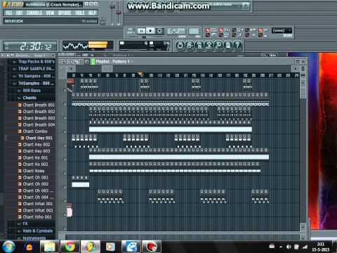 T.I. ft. Travis Porter & Young Dro - Hotwheels (Instrumental) [E-Crack Remake]